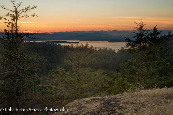 The View from Mt. Grant - Bob Stavers photo