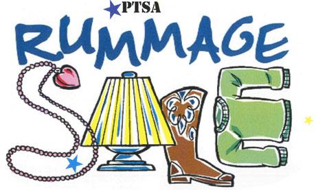 PTSA-rummage-sale