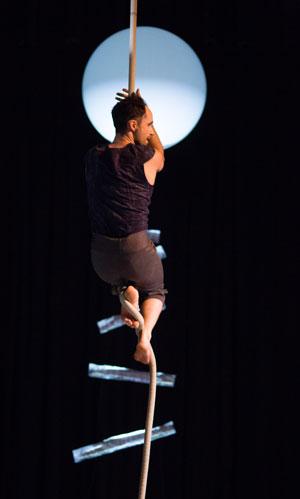 Acrobatic Antics - Contributed photo