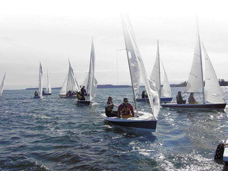 FHHS Sailing - Contributed photo