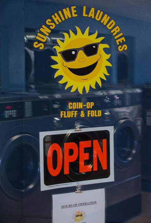 Sunshine Laundries is now open - SJ Update photo