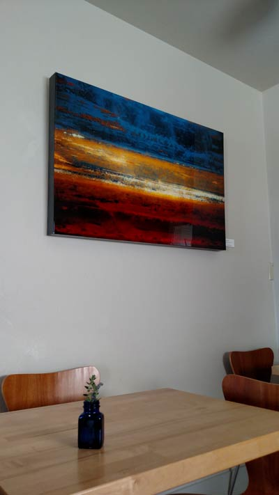 A Doug McIntosh painting - Contributed photo