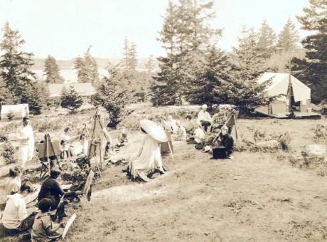 San Juan Historical Society photo