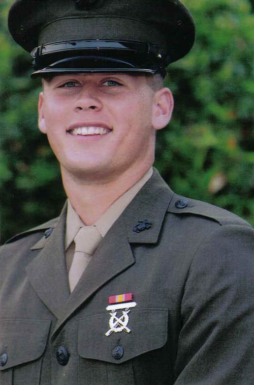 LCPL Michael Vargas - Contributed photo