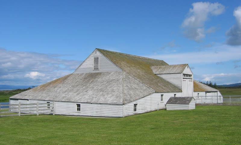 Straitsview Barn - Contributed photo