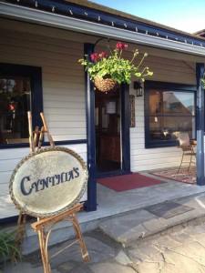 Cynthia's new restaurant on Nichols Street - Contributed photo