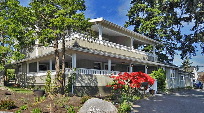 The Friday Harbor Grand, a new B&B in Friday Harbor - Contributed photo