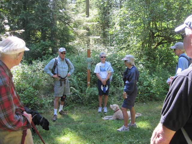 Know Your Island Walk, Saturday, July 25th - Contributed photo