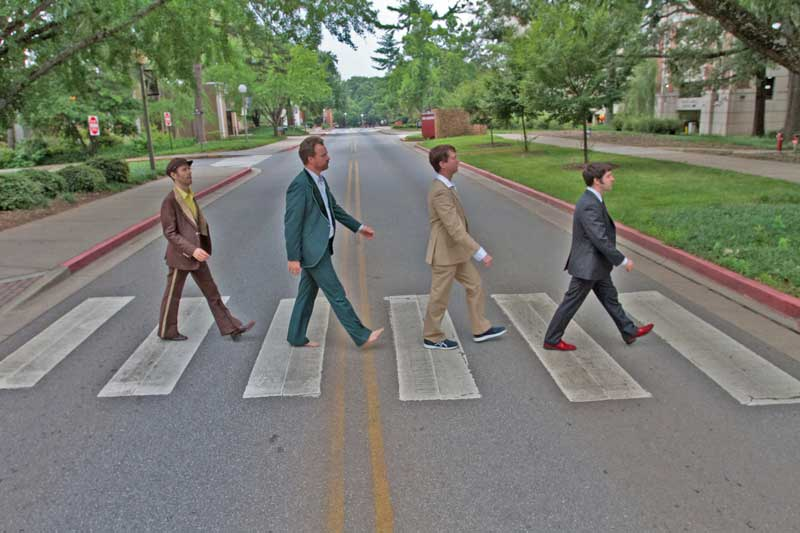 """""""Abbey Road"""" rocks the theatre this coming Sunday - Contributed photo"""