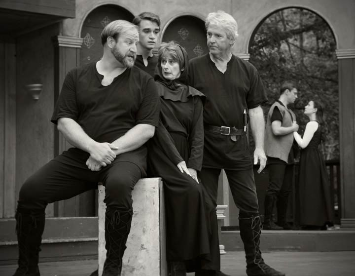 Island Stage Left performs Cymbeline - Contributed photo