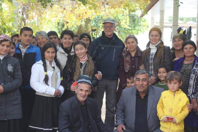 Tajik Village Group - Contributed photo