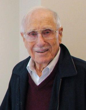 Gordon Steele, 1912 - 2015 - Contributed photo