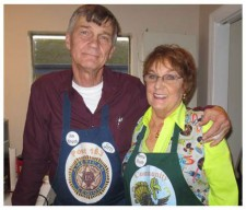 Jim and Minnie Knych - Contributed photo