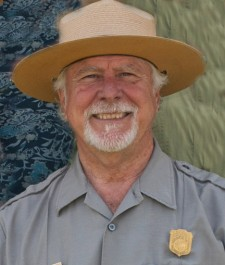 Park Ranger Mike Vouri - Contributed Photo