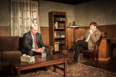 Daniel Mayes as John and David Foubert as Ian - John Sinclair photo