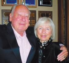 Sam Sr. and Barbara Buck - Contributed photo