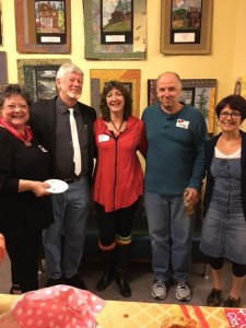 Penny & Don Torkington, Gail & Randy Schnee and Tracy James - Contributed photo
