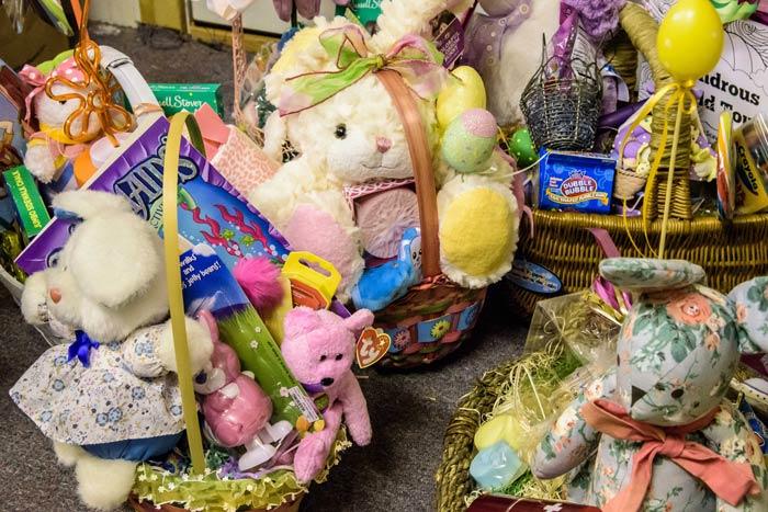Easter Baskets - Aaron Shepard photo