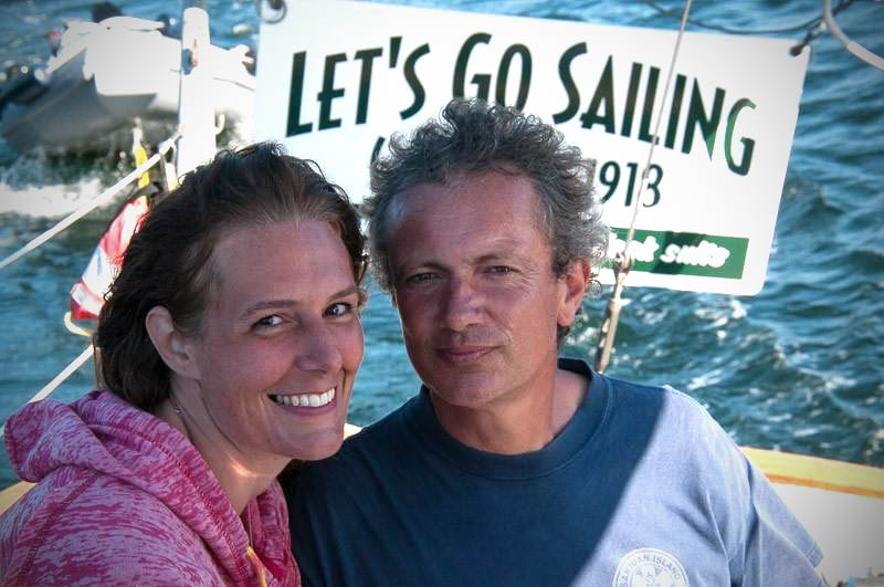 All Aboard Sailing is the featured chamber member of the month - Contributed photo