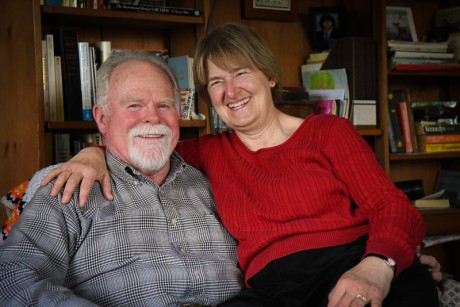 Dave Eden and Beth Purdum - Tim Dustrude photo