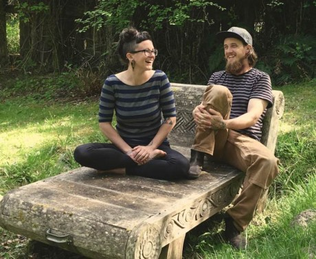 Tiffany Goudey and Ike White of Hemp Seed, LLC - Contributed photo