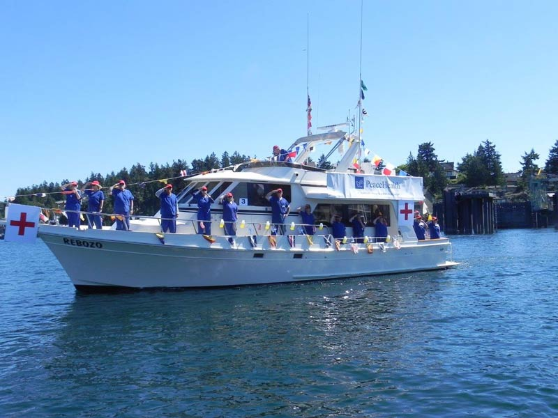 """Rebozo won """"Best Overall"""" in the Opening Day Boat parade - Contributed photo"""