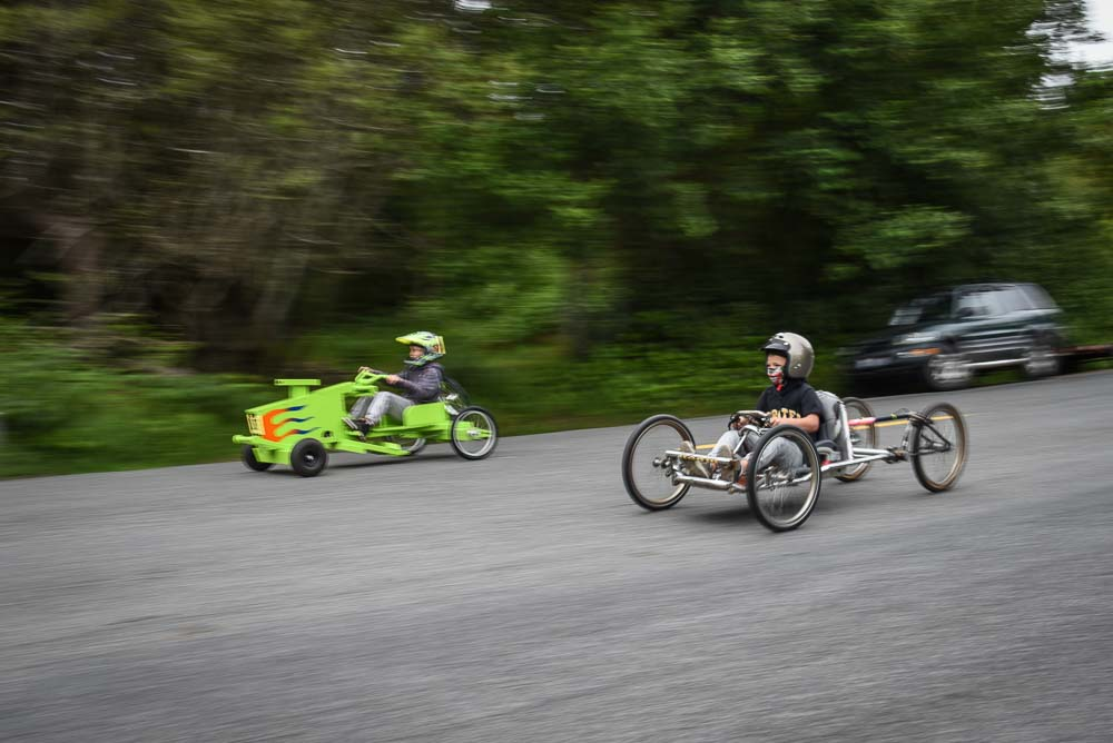 1st Annual Hill of Thrills Soap Box Derby - Tim Dustrude photo