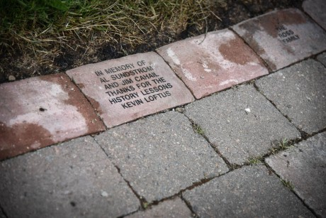 Buy a Brick for History and support your local museum