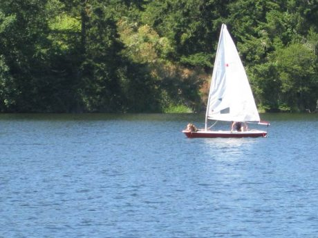Learning to Sail - Contributed photo