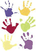 paint-handprints