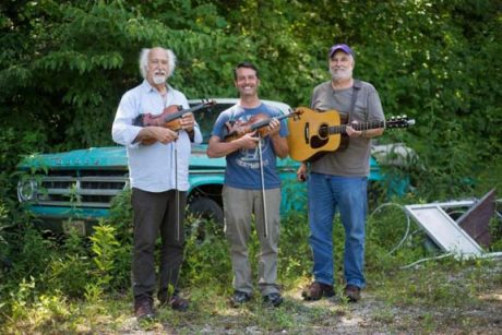 BeauSoleil Trio - Contributed Photo