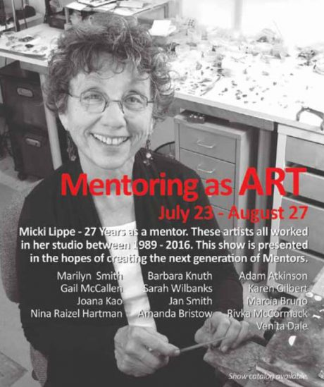 Mentoring as Art - Contributed Photo