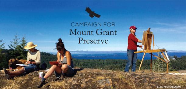Mount Grant Preserve - Liza Michaelson Photo