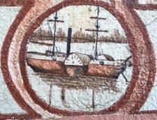 Boat (Detail) - Peggy Sue McRae