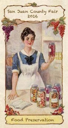 Vintage Canning Label
