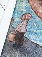 Clam Digger (Detail) - Peggy Sue McRae Photo