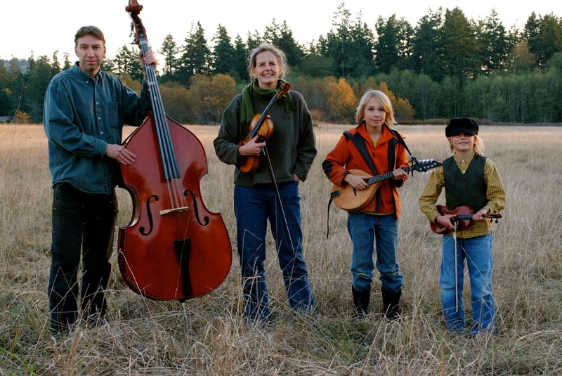 The Crow Valley String Band and Brothers for Sale!