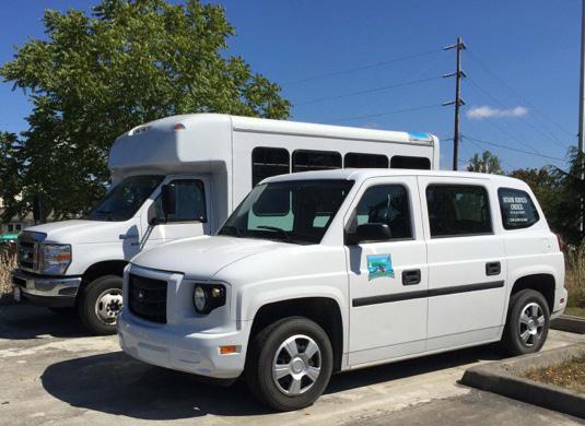 Mullis Center Vans - Peggy Sue McRae Photo