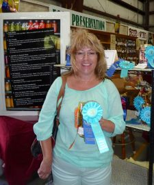 Francine Shaw won Best of Show! - Contributed photo
