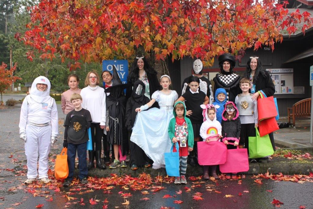 Stillpoint School wishes you a Happy Halloween - Contributed photo