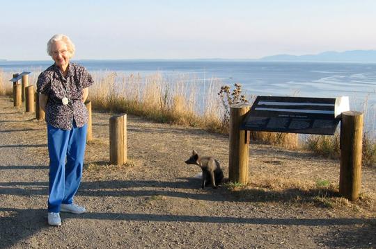 Flossie and the Fox - Photo Peggy Sue McRae