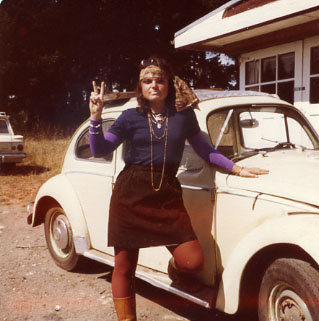 The Woodstock Generation - Photo Mullis/McRae family