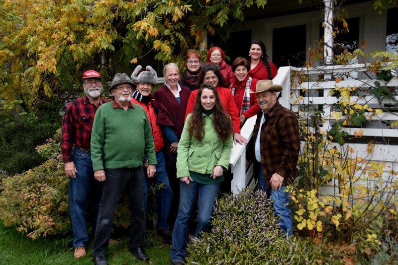 The 2016 Island Carolers - Contributed photo